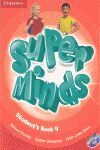SUPER MINDS 4�EP ST+CD 12