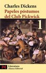 PAPELES P�STUMOS DEL CLUB PICKWICK, 1