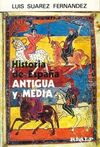 HISTORIA DE ESPA�A ANTIGUA Y MEDIA (2T)