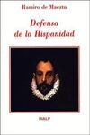 DEFENSA DE LA HISPANIDAD