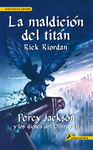 PERCY JACKSON 3 - LA MALDICION DEL TITAN