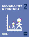 INICIA DUAL - GEOGRAPHY AND HISTORY - AMBER EDITION - 2º ESO - STUDENT'S BOOK PACK