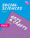 NEW THINK DO LEARN NATURAL & SOCIAL SCIENCES & ARTS & CRAFTS 2. CLASS BOOK + STO