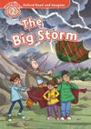 OXFORD READ AND IMAGINE 2. THE BIG STORM MP3 PACK.
