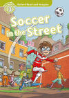 OXFORD READ AND IMAGINE 3. SOCCER IN THE STREET MP3 PACK