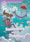 OXFORD READ AND IMAGINE 4. SWIMMING WITH DOLPHINS MP3 PACK