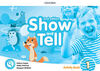 OXFORD SHOW AND TELL 1. ACTIVITY BOOK 2ND EDITION