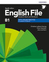 ENGLISH FILE 4TH EDITION B1. INTERMEDIATE - STUDENT'S BOOK AND WORKBOOK WITH KEY PACK