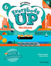 EVERYBODY UP! 2ND EDITION 6 - WORKBOOK WITH ONLINE PRACTICE