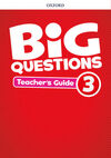BIG QUESTIONS 3. TEACHER'S BOOK