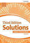 SOLUTIONS UPPER-INTERMEDIATE. WORKBOOK 3RD EDITION