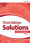 SOLUTIONS PRE-INTERMEDIATE. WORKBOOK 3RD EDITION