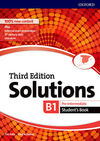 SOLUTIONS PRE-INTERMEDIATE. STUDENT'S BOOK 3RD EDITION