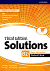 SOLUTIONS UPPER-INTERMEDIATE. STUDENT'S BOOK (3RD EDITION)
