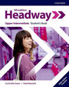 NEW HEADWAY 5TH EDITION UPPER-INTERMEDIATE. STUDENT'S BOOK WITH STUDENT'S RESOUR