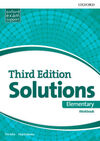 SOLUTIONS 3RD EDITION ELEMENTARY. WORKBOOK