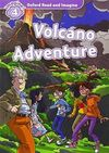 OXFORD READ & IMAGINE 4 - VOLCANO ADVENTURE PACK