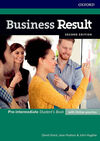 BUSINESS RESULT PRE-INTERMEDIATE. STUDENT'S BOOK WITH ONLINE PRACTICE 2DN EDITIO
