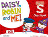 DAISY, ROBIN & ME STARTER RED CLASS BOOK PACK