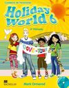 HOLIDAY WORLD 6 - ACTIVITY PACK (CASTELLANO)
