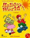 HOLIDAY WORLD 1 - ACTIVITY PACK (CASTELLANO)
