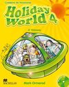 HOLIDAY WORLD 4 - ACTIVITY PACK (CASTELLANO)