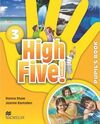 HIGH FIVE! ENGLISH 3 - PUPIL'S BOOK