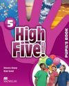 HIGH FIVE! ENGLISH 5 - PUPIL'S BOOK