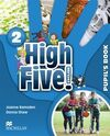 HIGH FIVE! ENGLISH 2 - PUPIL'S BOOK