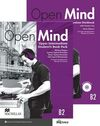 OPEN MIND UPPER STS & WB (+KEY) PACK