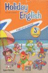 HOLIDAY ENGLISH 3º PRIMARIA
