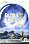 ENG EXPLORER INTERNATIONAL 2 EJER + CDS