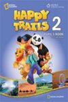HAPPY TRAILS 2 - PUPIL'S BOOK +CD