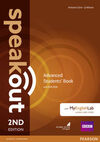 SPEAKOUT ADVANCED 2ND EDITION STUDENTS' BOOK WITH DVD-ROM AND MYENGLISHLAB ACCES