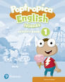 POPTROPICA ENGLISH ISLANDS LEVEL 1 HANDWRITING ACTIVITY BOOK