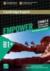 CAMBRIDGE ENGLISH EMPOWER INTERMEDIATE COMBO B B1+ WITH ONLINE ASSESSMENT