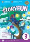 STORYFUN FOR MOVERS LEVEL 3 STUDENT'S BOOK WITH ONLINE ACTIVITIES AND HOME FUN B