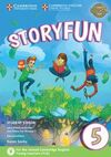 STORYFUN FOR FLYERS 5 2ED SB/ONLINE ACT & HOME FUN