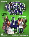 TIGER TEAM 4 PUPILS'S BOOKS PK