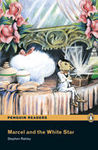 PENGUIN READERS ES: MARCEL AND THE WHITE STAR (BOOK & CD PACK)