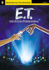 PENGUIN ACTIVE READING 2: E.T. THE EXTRA -TERRESTRIAL (BOOK AND CD-ROM PACK)