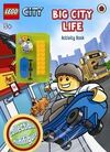 LEGO CITY: BIG CITY LIFE. ACTIVITY BOOK WITH MINIFIGURE