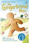 THE GINGERBREAD MAN + CD