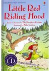 LITTLE RED RIDING HOOD + CD EL 600-900
