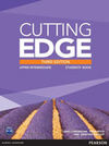 CUTTING EDGE UPPER INTERMEDIATE - STUDENTS' BOOK AND DVD PACK