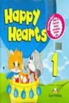 HAPPY HEARTS 1 (4 AÑOS) - PUPILS PACK