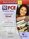 SUCCESSFUL CAMBRIDGE FCE - 10 PRACTICE TESTS SB (2015)