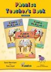 JOLLY PHONICS. TEACHER'S BOOK IN PRINT LETTERS