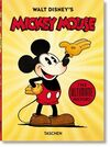 WALT DISNEY'S MICKEY MOUSE. THE ULTIMATE HISTORY ? 40TH ANNIVERSA