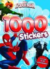 SPIDER-MAN. 1.000 STICKERS